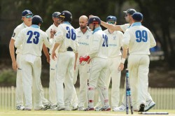 Coronavirus Pandemic Australia S Sheffield Shield Final Cancelled New South Wales Crowned Champions