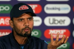 Am I A Thief Mashrafe Mortaza Fires On Reporter Asks If He Was Ashamed Of His Bowling