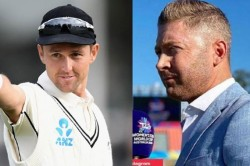 Trent Boult Slams Michael Clarke Calling The Australia Vs New Zealand 3 Odi Home Series