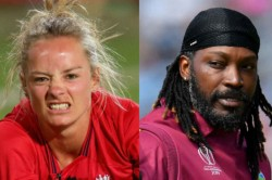 Danielle Wyatt To Her Quarantine Partner Chris Gayle