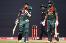 Liton Das Tamim Iqbal Record Stand Swamps Zimbabwe As Bangladesh Sweep Series