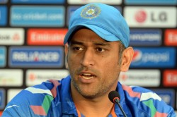Have You Remember Ms Dhoni Controversial Press Conference 4 Years Ago