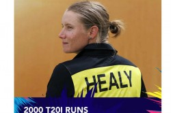 Icc Women S T20 World Cup Final Australia S Alyssa Healy Sets Record In Women T20is