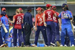 Women S T20 World Cup England Vs India Semifinal India Reach Maiden Final As Rain Abandons Match