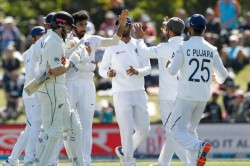 India Vs New Zealand 2nd Test India Eye Sizeable Lead After Jadeja Removes De Grandhomme