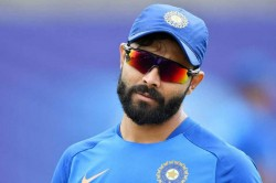 Ravindra Jadeja Posts A Video Urges People Not To End Up Being Run Out By Coronavirus