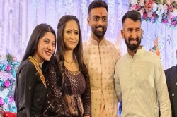 Jaydev Unadkat Announces Engagement Cheteshwar Pujara Wishes Teammate On Finding Love Of His Life