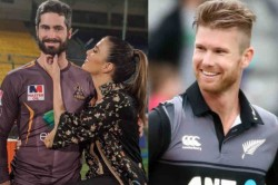 I Will Kiss You If You Keep It Jimmy Neesham Reacts After Ben Cutting Wife Says Goodbye To His Bea