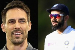 This Gave Me A Laugh Mitchell Johnson Takes A Dig At Virat Kohli For His I Will Show Them