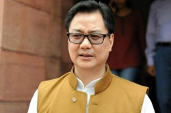 Digital Classes For Tops Athletes To Improve Off Field Skills Says Kiren Rijiju
