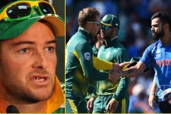 Mark Boucher Reveals South Africa Might Avoid Handshakes During The India Series