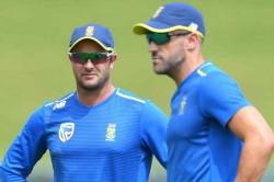 Mark Boucher Says Having Faf Du Plessis In Squad Is A Good Headache