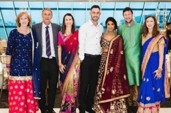 Glenn Maxwell Wears Ethnic Indian For Engagement To Vini Raman Pics Viral