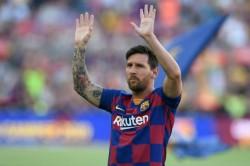Lionel Messi Donate 1 Million Euros Towards Spain S Fight Against Coronavirus