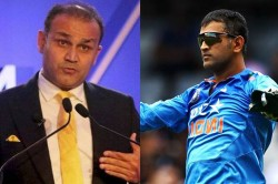 Virender Sehwag Says Ms Dhoni S Return To Indian Team Looks Difficult