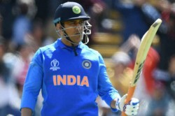 Fans React As Bcci Shares Ms Dhoni S Throwback Picture