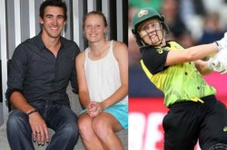 Alyssa Healy Shines In World Cup Final At Mcg Just Like Husband Starc Did In