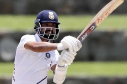 Ajinkya Rahane Not Too Much Worried Despite New Zealand Tour Failure