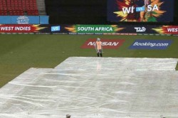 Women S T20 World Cup What Will Happen If It Rains In Semi Finals