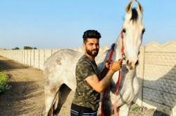 Ravindra Jadeja Shares Throwback Video Of Horse Riding