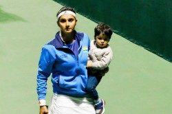 Sania Mirza Shares Heartwarming Picture With Son Izhaan Goes Viral