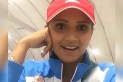 Sania Mirza Raises Awareness On Coronavirus In Video