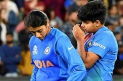Smriti Mandhana Says Shafali Verma Was Upset With The Way She Got Out Should Be Left Alone