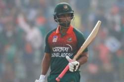Bangladesh Vs Zimbabwe Tamim Iqbal Smashes Twin Records After Century
