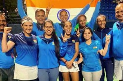 Ankita Raina Stars As India Enter Fed Cup Play Offs For First Time In History