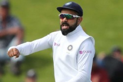 Virat Kohli Fires On Journalist Who Accuses Him Of Swearing At Kane Williamson New Zealand Crowd