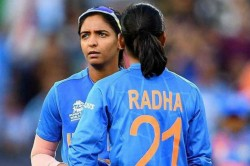 India Dropped 9 Catches In Women S T20 World Cup