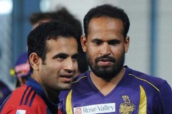 Irfan Pathan And Yusuf Pathan Involve In Twitter Conversation After The Former Steer India Legends