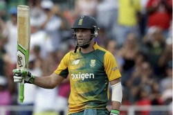 South Africa Legend Ab De Villiers Uncertain Of International Comeback