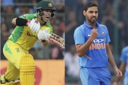 I Will Get You Out In The First Over Bhuvneshwar Kumar Give A Savage Reply To David Warner