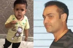 Virender Sehwag Urges People To Follow This Child S Covid Directives In A Video