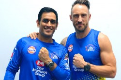 Faf Du Plessis Reveals Secret Of Ms Dhoni S Ipl Success