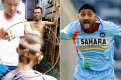 Harbhajan Singh Thinks This Bizarre Haircut Can Confuse Coronavirus