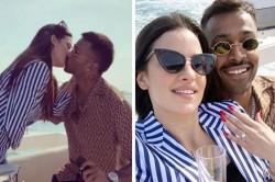 Hardik Pandya Asks Natasha Stankovic Baby Main Kya Hu Tera Her Hilarious Response Makes Him Blush