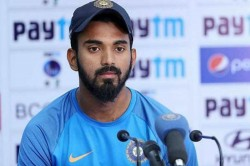 Kl Rahul Auctions 2019 World Cup Bat To Raise Funds For Vulnerable Children