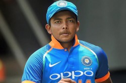 Prithvi Shaw Says Dope Ban Time Was A Torture