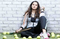 Waiting To Play Tennis Again Sania Mirza Explains Her Situation With A Picture