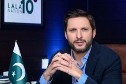 Shahid Afridi Reveals Name Of Legendary Batsman Who Intimidated Him