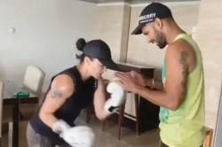 Shikhar Dhawan Slams Domestic Violence Amid Lockdown