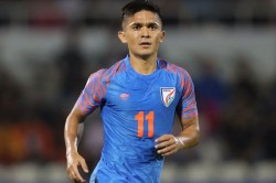 Sunil Chhetri Says There Were Times I Used To Cry