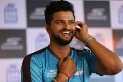 Suresh Raina Plays Gully Cricket At Home During Coronavirus Lockdown