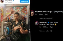 Kl Rahul S Girlfriend Athiya Shetty Rejects Break Up Rumours With Epic Response On Throwback Pic