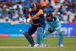 Ms Dhoni Showed Little Or No Intent Ben Stokes On India S Chase In 2019 World Cup Vs England
