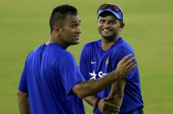 Suresh Raina Said God Has Certainly Gifted Ms Dhoni With Some Special Ability