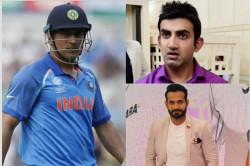 Irfan Pathan Gautam Gambhir Recall Incidents When Ms Dhoni Lost His Cool