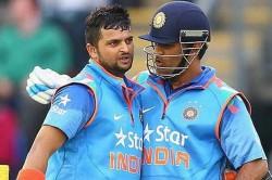 Suresh Raina Responds To Yuvraj Singh S Ms Dhoni S Favourite Player Remark
